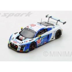 Audi R8 LMS 26 24 Heures de Spa Francorchamps 2017 Spark SB151