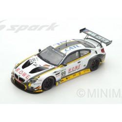 BMW M6 GT3 99 24 Heures de Spa Francorchamps 2017 Spark SB178