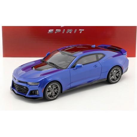 Chevrolet Camaro ZL1 Hyper Blue GT Spirit GT177