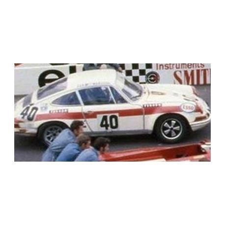 Porsche 911 S 40 24 Heures du Mans 1971 Spark S0895