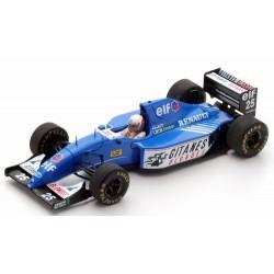 Ligier JS39 F1 1993 Martin Brundle Spark S3977