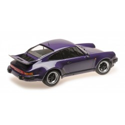 Porsche 911 Turbo 1977 Lilac Minichamps 125066120