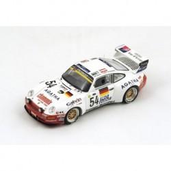 Porsche 993 Bi-Turbo 54 24 Heures du Mans 1995 Spark S0993