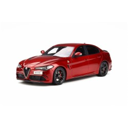 Alfa Romeo Giulia Quadrifoglio Red Competizione 2016 Ottomobile OT284