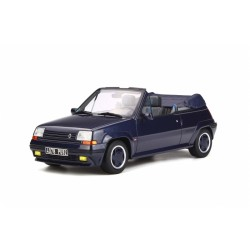 Renault 5 GT Turbo Cabriolet by EBS Blue Sport Nacre 1990 Ottomobile OT280