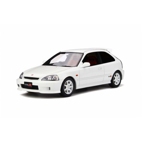 Honda Civic Type R EK9 White 1999 Ottomobile OT264