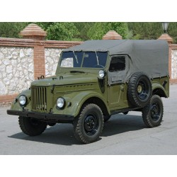 GAZ 69 Two Doors IXO PCL47083