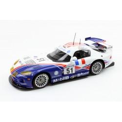 Viper GTS-R Oreca 51 Winner GTS Class 24 Heures du Mans 1999 Top Marques TOP42A