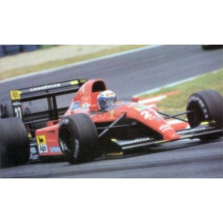 Ferrari 642 F1 Monaco 1991 Jean Alesi Looksmart LSF1H12