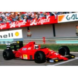 Ferrari F1 640 F1 Portugal 1989 Gerhard Berger Looksmart LSF1H10B