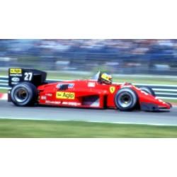 Ferrari F1-86 F1 Autriche 1986 Michele Alboreto Looksmart LSF1H07