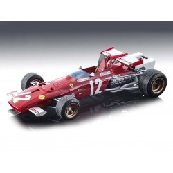 Ferrari 312B 12 F1 Autriche 1970 Jacky Ickx Tecnomodel TM1864B