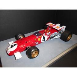 Ferrari 312B 4 F1 Italie 1970 Clay Regazzoni Tecnomodel TM1864A