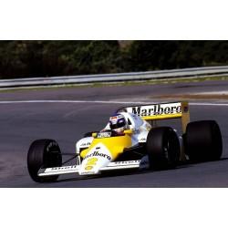 McLaren TAG MP4/2C F1 Portugal 1986 Keke Rosberg Minichamps 530861892