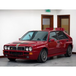 Lancia Delta Integrale Evolution Red Final Edition 1995 Top Marques TOP1201F