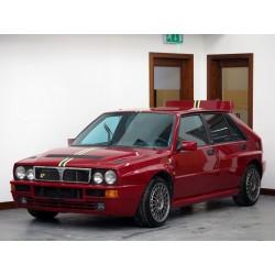 Lancia Delta Integrale Evolution Red Final Edition 1995 Top Marques TOP1201F