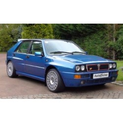Lancia Delta Integrale Evolution Blue 1994 Top Marques TOP1201D