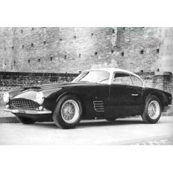 Ferrari 250GT Zagato Black Silver Looksmart LS18FC10B
