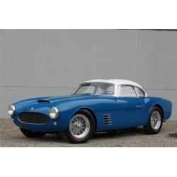 Ferrari 250GT Zagato Blue White Looksmart LS18FC10A