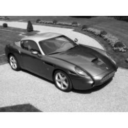 Ferrari 575 Zagato Nero DS 1250 Looksmart LS18FC07B