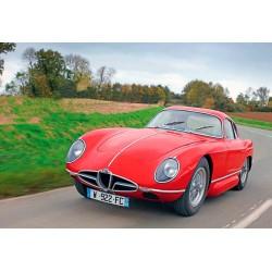 Alfa Romeo 2000 SportivaBertone Red Looksmart LS18AR20B