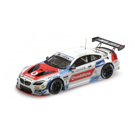 BMW M6 GT3 1 International GT Open 2016 Minichamps 437162651