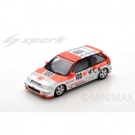 Honda Civic EF9 100 JTC 500 Km de Suzuka 1990 Spark S5462