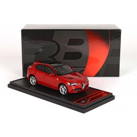 Alfa Romeo Stelvio Quadrifoglio Rosso Alfa penscil BBR BBRC200C