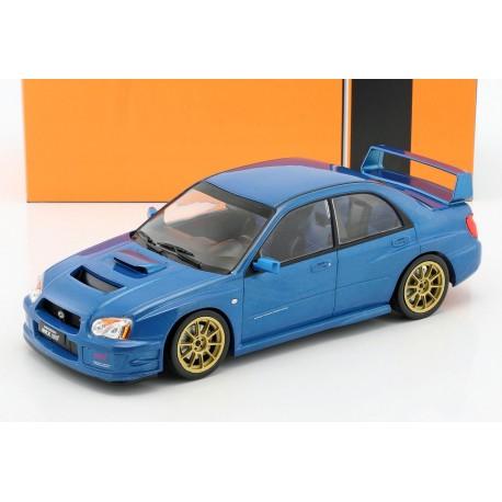 Subaru Impreza WRX Sti Bleue 2003 IXO 18CMC004