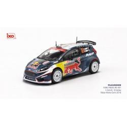Ford Fiesta R5 31 Rallye Monte Carlo 2018 Camilli Veillas IXO RAM668