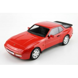 Porsche 944 Turbo S Red 1991 LS Collectibles LS023E