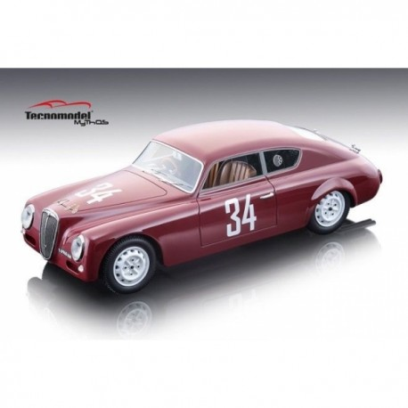 Lancia Aurelia B20 Corsa 34 Rallye Targa Florio 1952 Felice Bonetto Tecnomodel TM1869E
