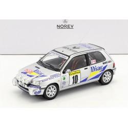 Renault Clio Williams 10 WRC Monte Carlo 1994 Ragnotti Thimonier Norev 185229