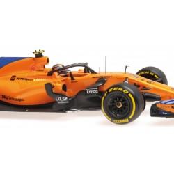 McLaren Renault F1 Showcar 2018 Stoffel Vandoorne Minichamps 537189302