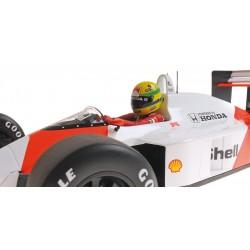 McLaren Honda MP4/4 F1 1988 Ayrton Senna 1/12 Minichamps 540881212