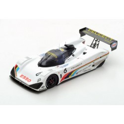 Peugeot 905 6 24 Heures du Mans 1991 Spark S4739