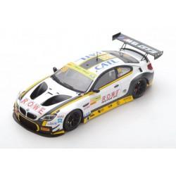 BMW M6 GT3 99 FIA GT World Cup Macau 2017 Blomqvist Spark SA148