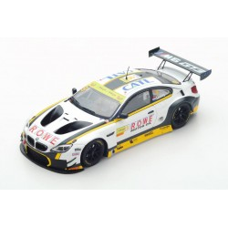 BMW M6 GT3 9 FIA GT World Cup Macau 2016 Nick Catsburg Spark SA149