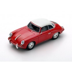 Porsche 356 C Cabrio with Hard Top 1963 Spark S4922