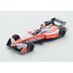 Mahindra Racing 23 Formula E Monaco Round 5 2017 Nick Heidfeld Spark S5902