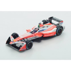 Mahindra Racing 19 Formula E Berlin Round 7 2017 Felix Rosenqvist Spark S5903