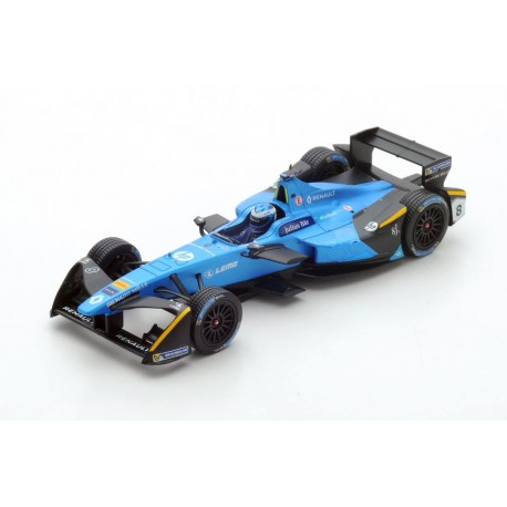 Renault e.dams 9 Formula E Hong Kong Round 1 2016 Nicolas Prost Spark S5921