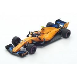 McLaren Renault MCL33 F1 Australie 2018 Stoffel Vandoorne Spark S6063