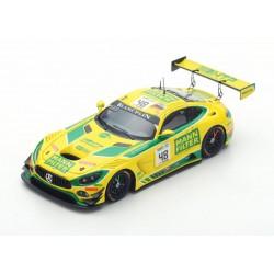 Mercedes AMG GT3 48 24 Heures de Spa Francorchamps 2017 Spark SB164
