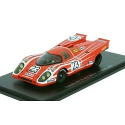 Porsche 917L 23 Winner 24 Heures du Mans 1970 Spark 43LM70