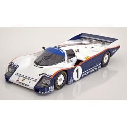 Porsche 962C 1 Winner 24 Heures du Mans 1986 Spark S43LM86