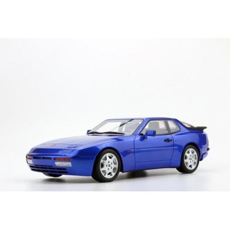 Porsche 944 Turbo S Blue 1991 LS Collectibles LS023F