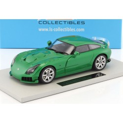 TVR Sagaris Green 2005 LS Collectibles LS008A