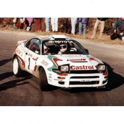 Toyota Celica Turbo 4WD 3 WRC Monte Carlo 1993 Auriol Occelli Spark S0023