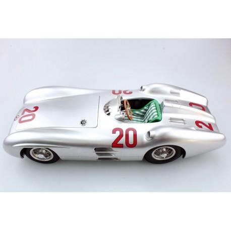 Mercedes W196 R 20 Grand Prix de France 1954 Karl Kling GP Replicas GP1207B